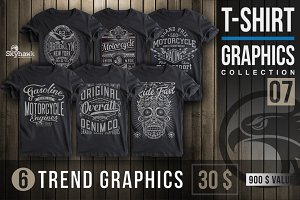 Trend Graphics Tee Shirt