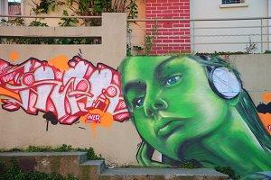 Graffiti in Valparaiso