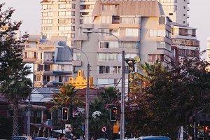 San Martin Street, Vina del Mar