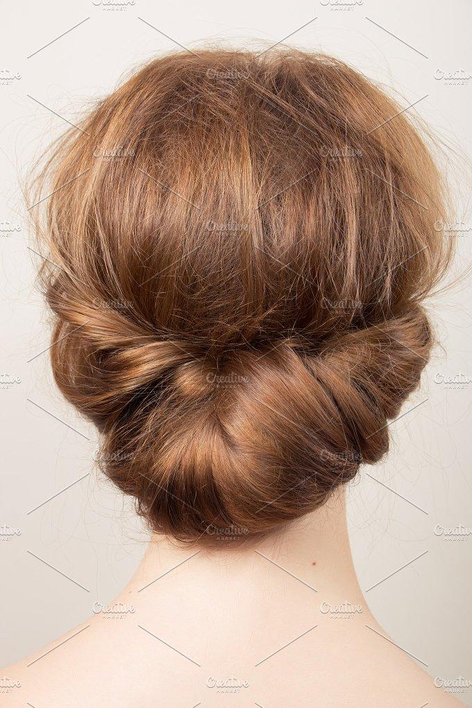 Romantic bun.jpg - Beauty & Fashion