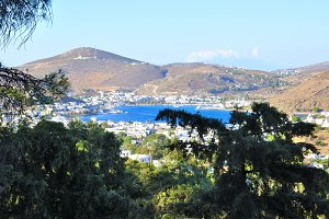 patmos  greece