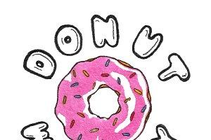 'Donut Worry'
