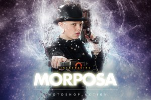 Morposa Photoshop Action