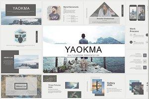 Yaokma Keynote Template