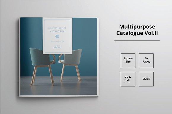 Multipurpose Catalogue Vol II