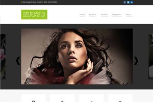 Nuovo - WP Business & Portfolio