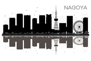 Nagoya City skyline