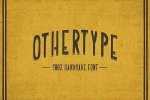 Othertype Typeface