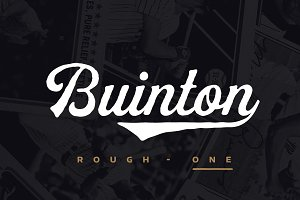 Buinton Rough - One