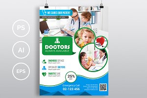 Doctor & Medical Flyer. Vol-06