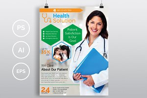 Doctor & Medical Flyer. Vol-07