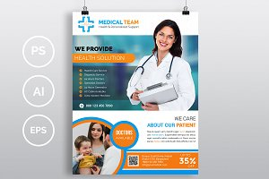 Doctor & Medical Flyer. Vol-08
