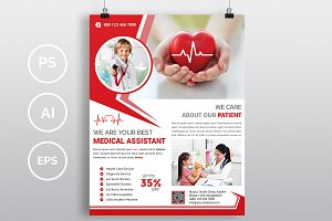 Doctor & Medical Flyer. Vol-09