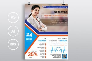 Doctor & Medical Flyer. Vol-10