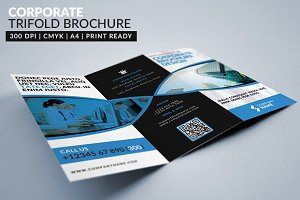 Corporate Multipurpose Trifold 3