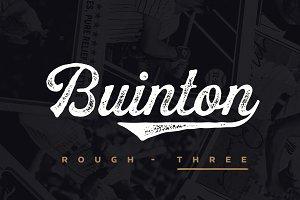 Buinton Rough - Three