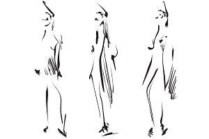 Models sketch