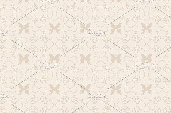 Wallpaper Pattern Background