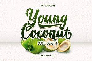 Young Coconut - 30% off + Surprise!!