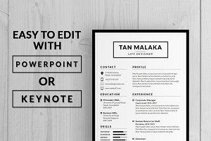 Easy Resume