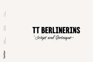 TT Berlinerins | 30% OFF