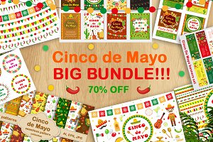 Cinco de Mayo BIG Bundle !!!