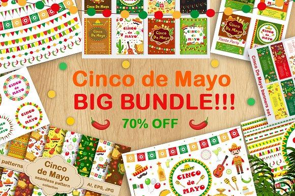 Cinco De Mayo BIG Bundle
