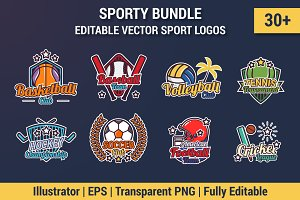 50% off | Vector Sports Logo Kit