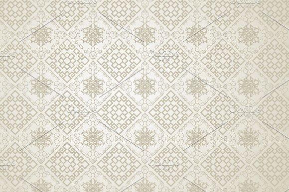 Chinese Pattern Tiles