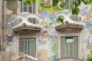 Casa Batllo. Barcelona