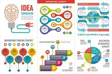Business Infographic Concepts