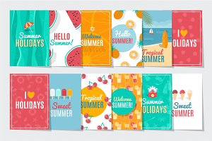 Summer Season Cards