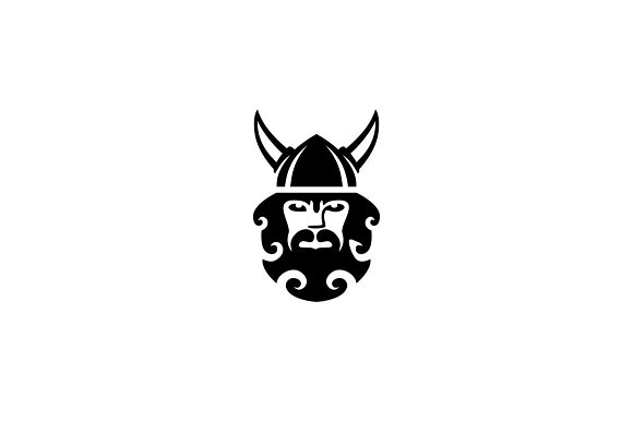 Viking Logo Template