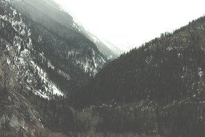 British Columbia Mountain Interior