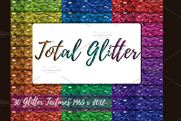 Total Glitter