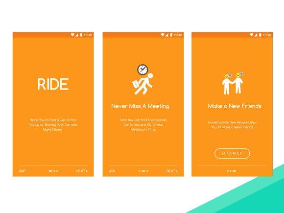 RIDE App OnBoarding.sketch
