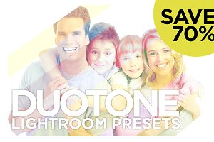 Duotone Presets - Save 70%!