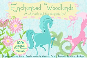 Enchanted Woodlands Designer Kit