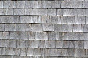 Cape Cod Cottage Wood Shingles v1