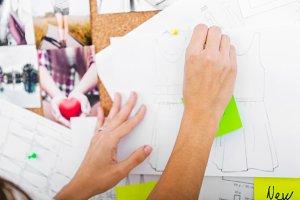Designer hands