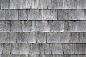 Cape Cod Cottage Wood Shingles v2