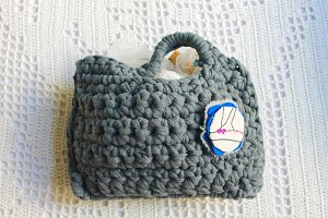 Purse in Crochet