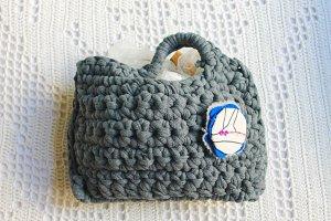 Purse in Crochet