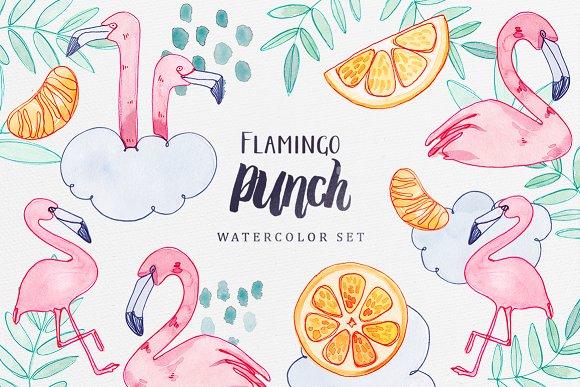 Flamingo Punch