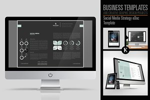 Social Media Strategy eDoc Template