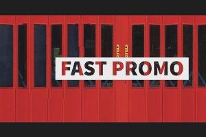 Fast Summer Promo