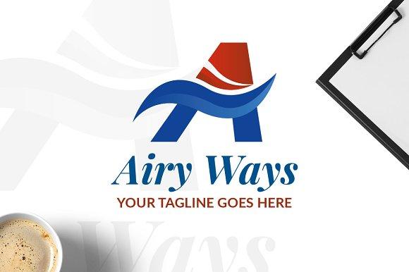 Airy Ways Logo