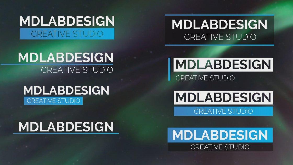 modern lower thirds templates creative market