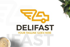 Delifast Logo