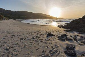 Caion beach.